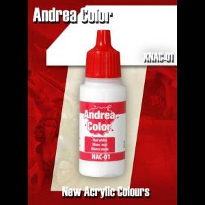Andrea Color Bianco  XNAC01