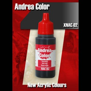 Andrea Color Black  XNAC02