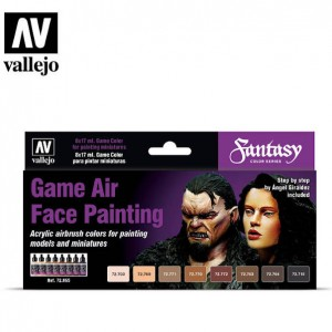 Game Air Face Painting 72865