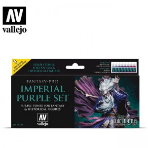 Imperial Purple Set Vallejo...
