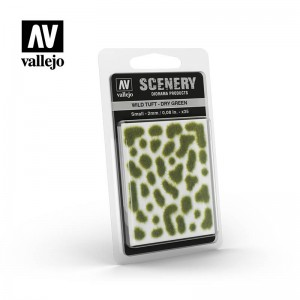 Wild Tuft – Dry Green Vallejo