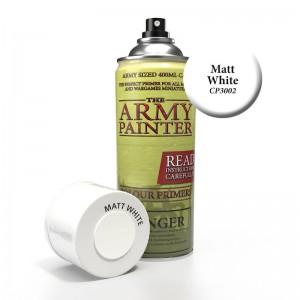 Matt White Undercoat Spray...