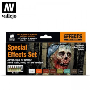 Special Effect Set Vallejo...