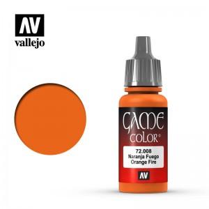 Vallejo Game Color Orange...