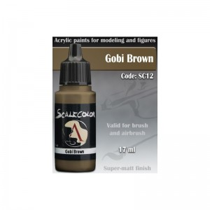 Scale75 Color Gobi Brown SC-12