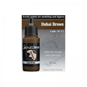 Scale75 Color Dubai Brown...