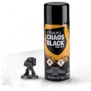 Chaos Black Citadel 400ml