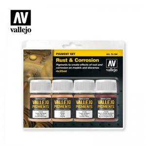 Rust & Corrosion Pigment...