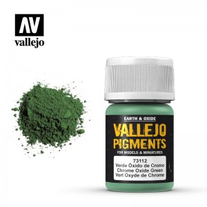 Chrome Oxide Green Pigmento...