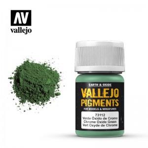 Chrome Oxide Green Pigmento...