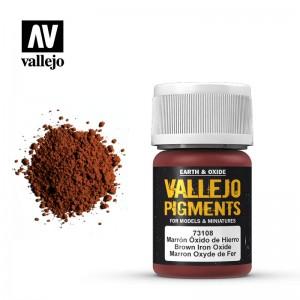 Brown Iron oxide Pigmento...