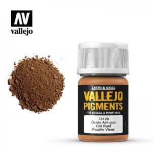 Old Rust Pigmento Vallejo...