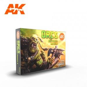 Orcs and Green Models Set...
