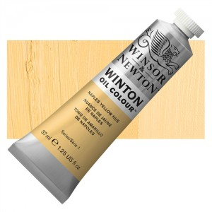 Oil Color  Winton Naples...