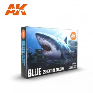 Blue Essential Color Set AK...