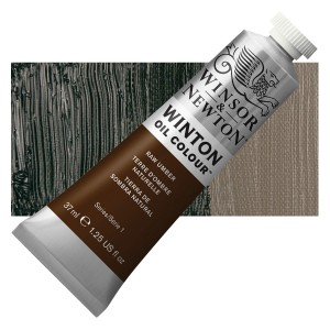 Oil Color  Winton Raw  Umber