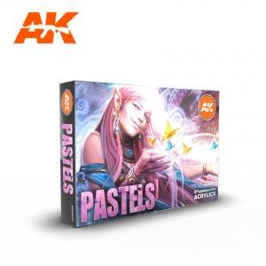 Pastels Colors Set AK...