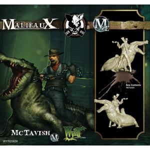 McTavish con nuove carte M3
