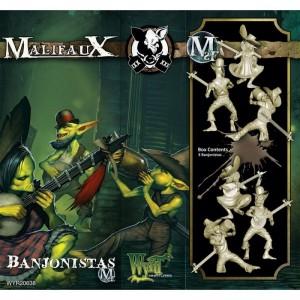 Banjonistas con nuove carte M3