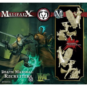 death marshal recruiters...