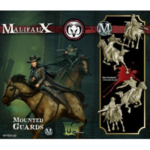 mounted guards con nuove...