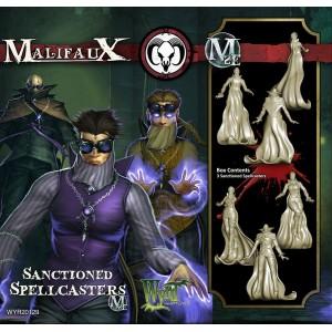 sanctioned spellcaster con...
