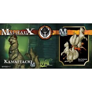 kamaitachi con Nuove Carte M3
