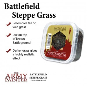 Steppe Grass Army Painter