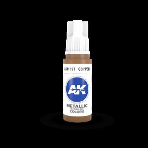 Copper – Metallic AK11197