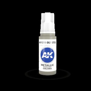 Oily Steel – Metallic AK11211