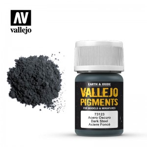 Dark Steek Pigment Vallejo...