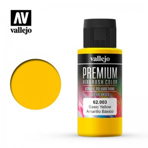 Basic Yellow Premium Color...