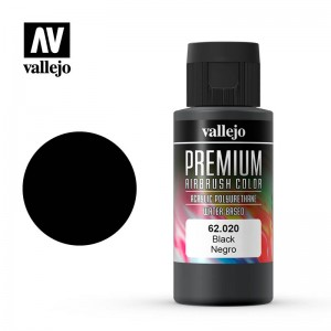 Black Premium Color 60ml...