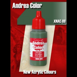 Andrea Color Army Green XNAC09