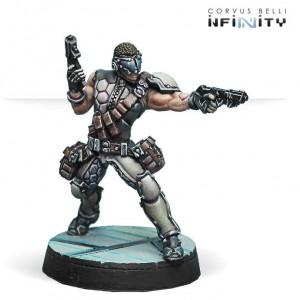 Acmon, Sergeant of Dactyls...
