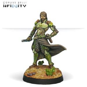 Saladin, Liaison Officer...
