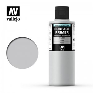 Primer Grey  Vallejo 200ml...