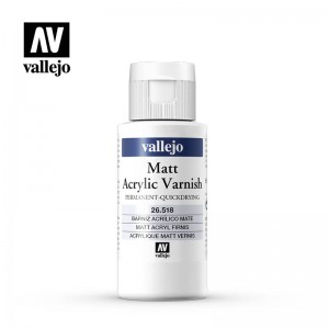Matt Acrylic Varnish...