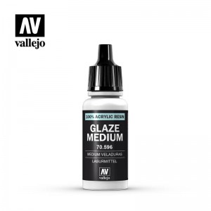 Glaze Medium Vallejo 17 ml