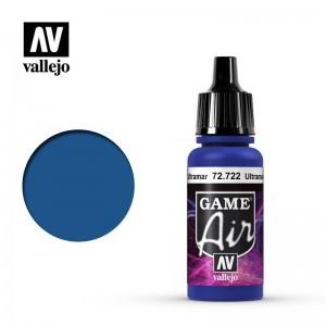 Ultramarine Blue Game Air...