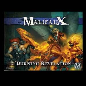 Burning Revelation  with...