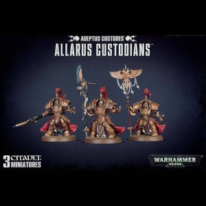Allarus Custodians 40k