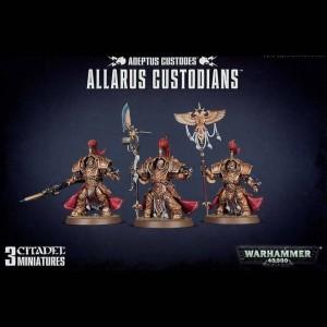 Allarus Custodians...