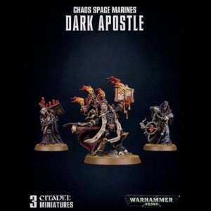 Dark Apostle Warhammer 40.000