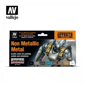 Non Metallic Metal Vallejo...