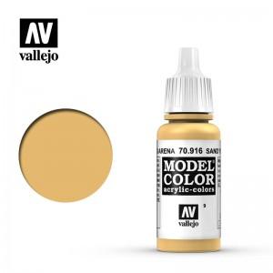 Vallejo Model color  Sand...