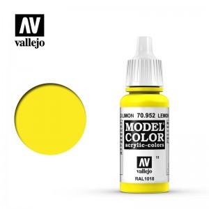 Vallejo Model color   Lemon...