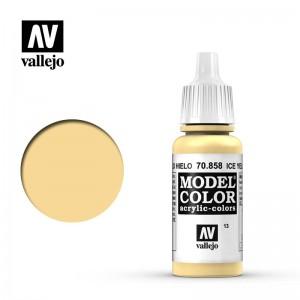 Vallejo Model color  Ice...